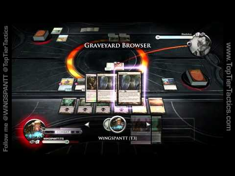 Exalted Darkness 1. Duels of the Planeswalkers 2013    WiNGSPANTT