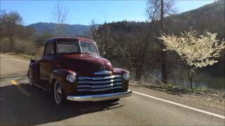 Custom 1953 Chevy 3100 Truck