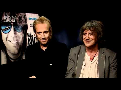 Rhys Ifans and Howard Marks on 'Mr. Nice'