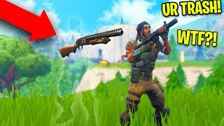 I TURNED INVISIBLE IN PLAYGROUND AND TROLLED EVERYONE! | Fortnite Battle Royale
