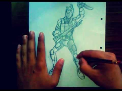 WARFACE : ART : рисунок москита