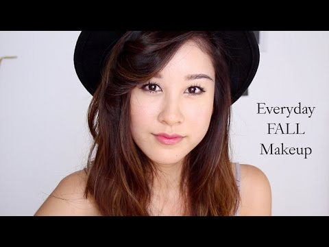 Everyday Fall Makeup (talk-through)