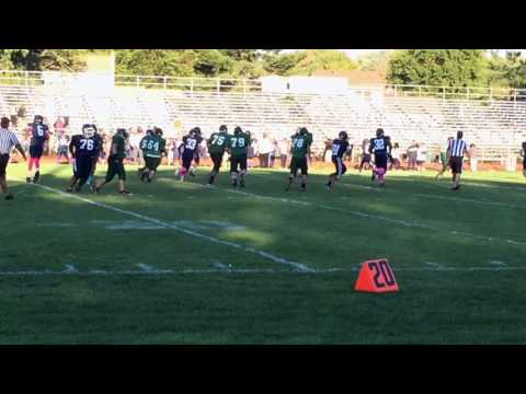 GMC Gridiron Highlights--October 15, 2015--New Brunswick @ So. Plainfield--MS Game of the Week