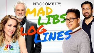 NBC Comedies as Mad Libs (Digital Exclusive)