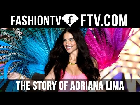 The Story Of Adriana Lima | FTV.com