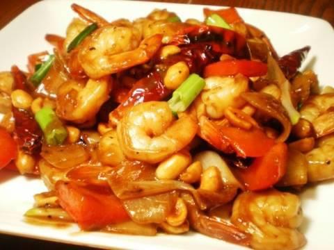 Kung Pao Shrimp - YouTube
