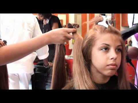 Extensions de cheveux naturels avec coloration locks for Salon de locks paris
