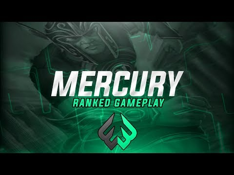 Mercury: WHEN WILL HE BE META AGAIN? - Smite