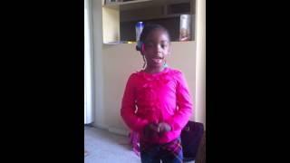 Amya singing Fara Jaka