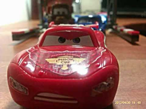 PISTON CUP CARS 1 e 2 - GARA