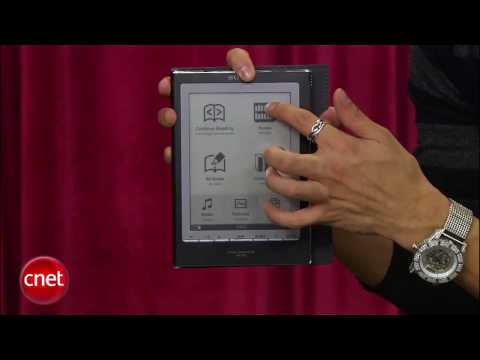 Amazon Kindle 2 vs. Sony Reader PRS-700