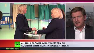 Contentious Coalition: Austria becomes only Western EU country with right-wingers at helm