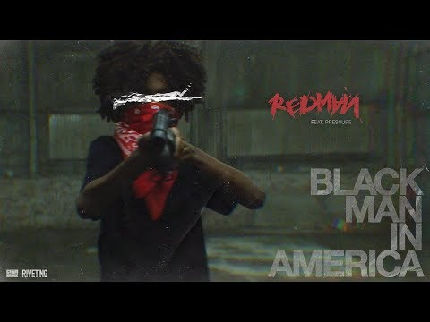 Redman - Black Man In America ft. Pressure (Official Music Video)