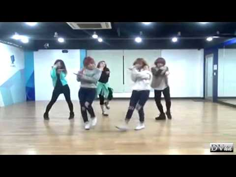 4Minute - What's Your Name (dance practice) DVhd