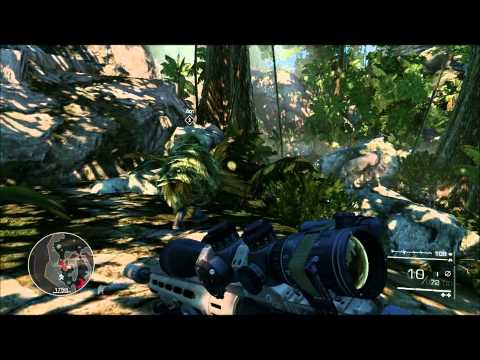 Sniper Ghost Warrior 2: Episode 1 - I KEEP MISSING!!!