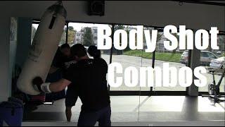 Boxing Techniques - 3 Body Shot Combinations