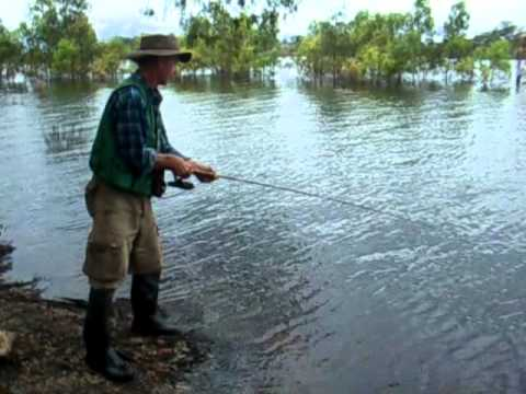 Willy redfin fishing at lake eppalock victoria australia for Fishing license for disabled person