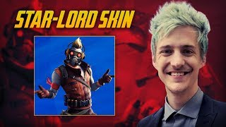 NEW Star-Lord Avengers Skin!