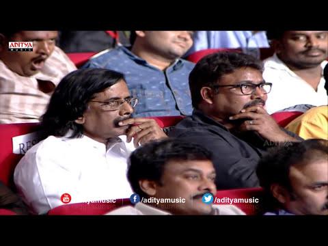 Sai Dharam Tej Speech - Pilla Nuvvuleni Jeevitham Audio Launch