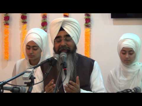 Bhai Davinder Singh Sodhi - The concept of Dasvandh (Tenth Part...