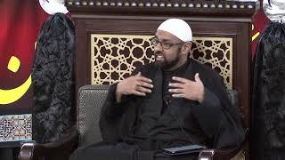 Patience [part 1]  - Sheikh Jaffer H. Jaffer - 28th Safar 1440