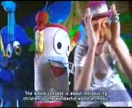 CNBC ASIA News clip: Hello Music Land LICKs5D (Live interactive Cinema for kids)