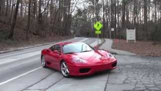 Ferrari 360 Modena: First Drive