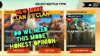 Guns of boom New mode ||  clan vs clan | Honest opinion
