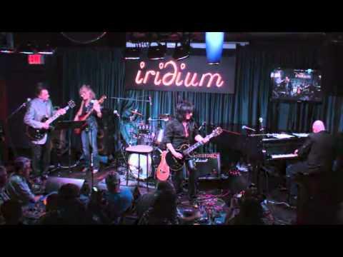 Steve Stevens w/ Les Paul Trio The Iridium