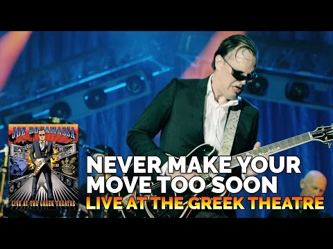 Joe Bonamassa - Never Make Your Move Too Soon