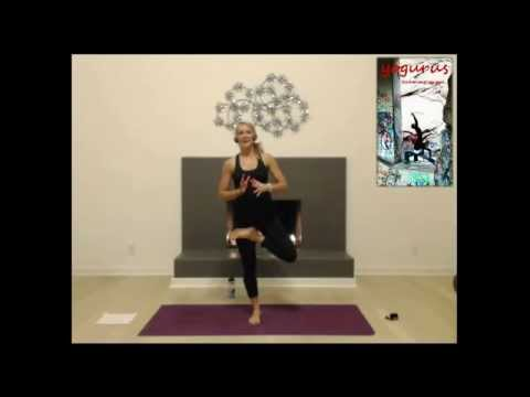 Krista (Intermediate- 60min) Yoga Online