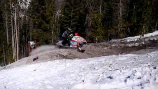 Keith Curtis 711- RMSHA White Pine hillclimbs 2015