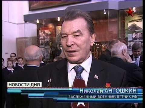 Трижды герой Советского Союза Иван Кожедуб