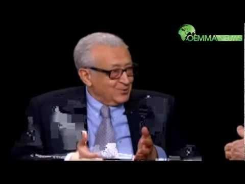 VN Gazant Lakhdar Brahimi erkent dat de komst van een Islamitische Staat een reële mogelijkheid is.