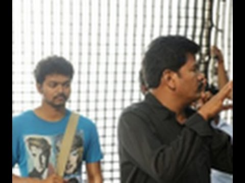 Fight during Nanban Shooting