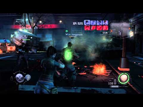 Resident Evil: Operation Raccoon City Heroes Mode