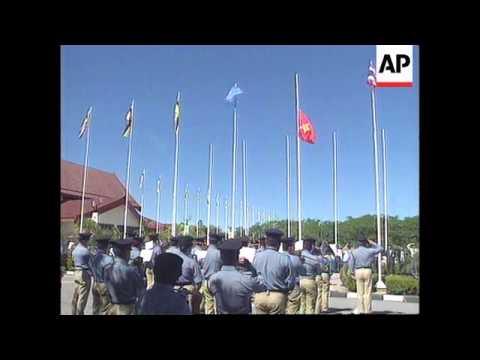 Brunei - ASEAN Meeting Preparations