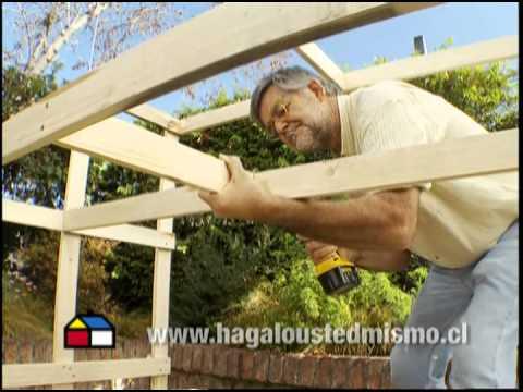 C mo hacer una grader a youtube Modelo de viviendas para construir