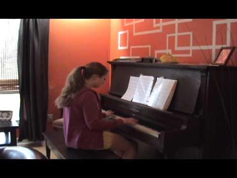 Hanka Gra Na Pianinie