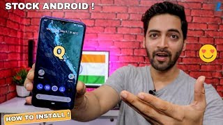 Realme 3 Pro - Android Q Beta 3 Hands On & How To INSTALL !