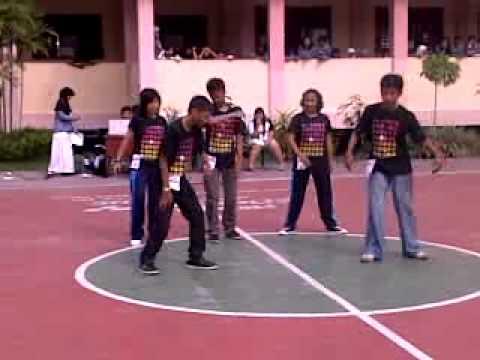 First event @ SMAN 2 Balikpapan