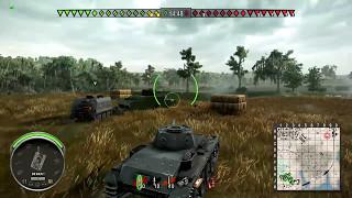 Марафон World of tanks ps4