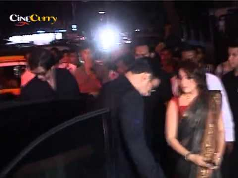 Kareena Kapoor And Saif Ali Khan's Sangeet Ceremony