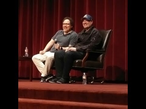 IRON MAN Marvel Studios 10th Anniversary Q&A With Jon Favreau & Kevin Feige - May 17, 2018