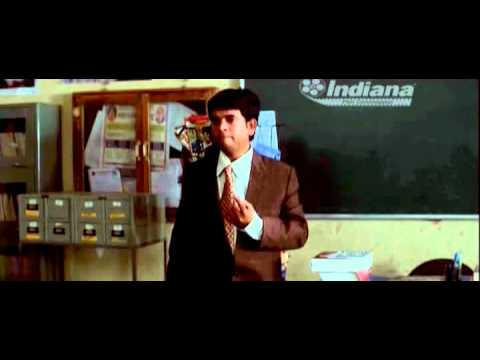 Speak In English(funny Clip From Hindi Movie) video