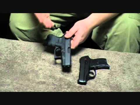 Glock 26 vs Ruger LC9: Size and Feature Comparison