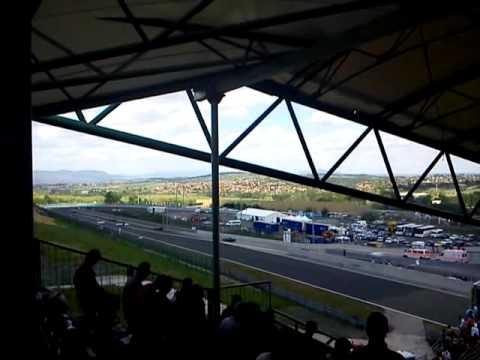 Auto GP pre-race – WTCC Hungaroring 2012