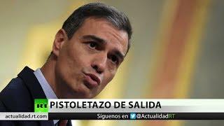 Pedro Sánchez llega a mitad del debate de investidura sin los apoyos necesarios para gobernar España
