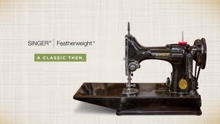 SINGER | Featherweight C240 Handy Sewing Machine with IEF System