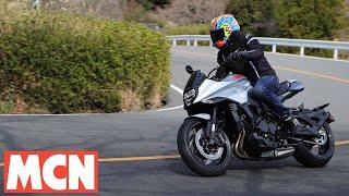 2019 Suzuki Katana bike review | MCN | Motorcyclenews.com